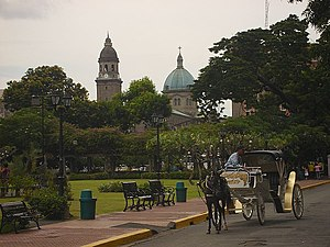 Plaza de Armas - Image: Intramuros May 30, 2007