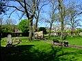 Inverkip Street graveyard - geograph.org.uk - 2391734.jpg