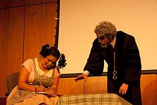 <i>The Lesson</i> 1951 play by Eugène Ionesco