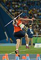 Irada Aliyeva. Athletics at the 2016 Summer Paralympics – Women's javelin throw F13 4.jpg