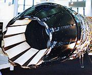 Iris vectored thrust nozzle