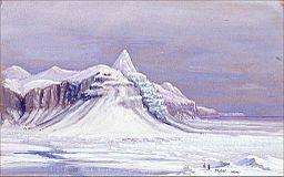 """Aurora Borealis"" by Frederic Edwin Church"