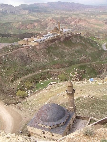 File:Ishak Pasha Palace area 4.JPG