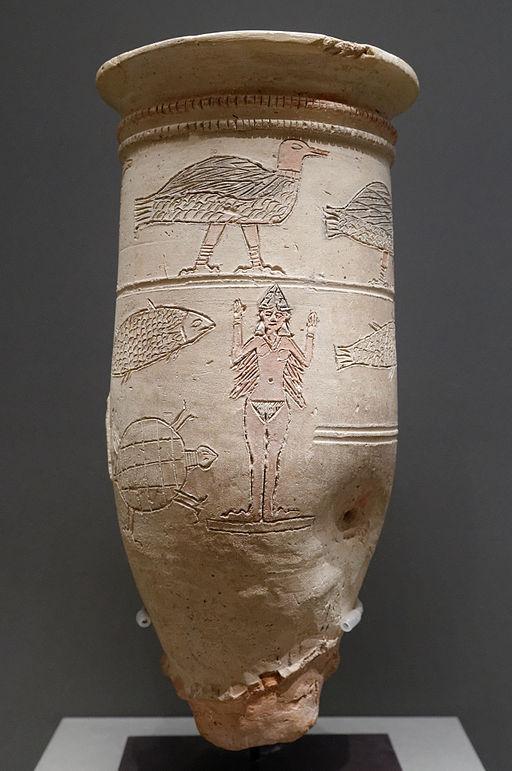 Ishtar vase Louvre AO17000
