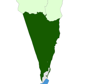 Israel Map - Hevel Eilot Regional Council Zoomin1.svg