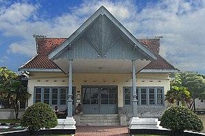 Blitar - Image: Istana gebang