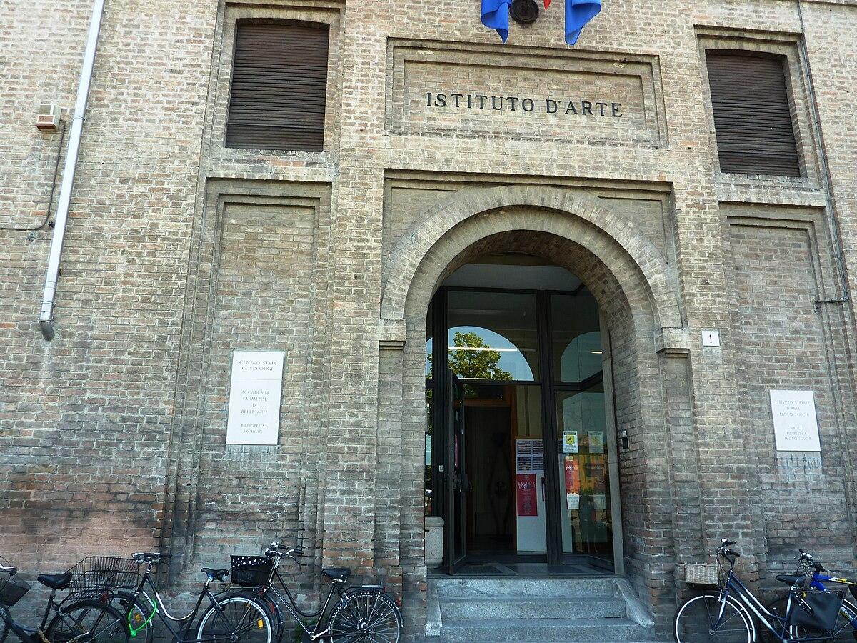 Accademia di belle arti di parma wikipedia for Accademia delle belle arti corsi