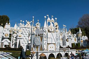 It's a Small World - It's a Small World at Disneyland