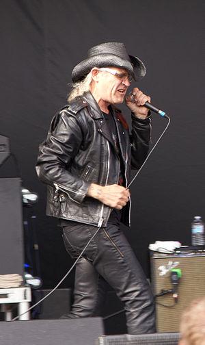 Ivan Doroschuk - Doroschuk performing in June 2011