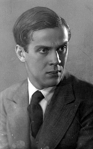 Józef Łobodowski - Łobodowski in 1938