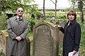 Jüdischer Friedhof Köln-Deutz, Grabführung Isaak Offenbach -9497.jpg