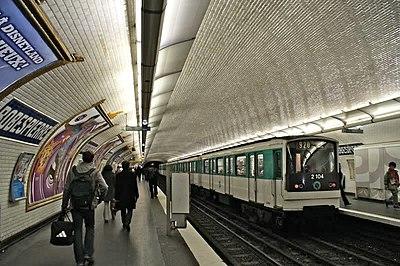 Robespierre (metropolitana di Parigi)