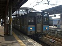 JR Niihama Station 20150503 (16870111143).jpg