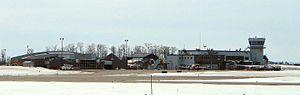 North Bay/Jack Garland Airport - Jack Garland Airport