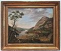 Jacob Munch (1776-1839)En Skipperbolig paa Nøtterland i Nærheten af Tønsberg ca 1820 Haugar Kunstmuseum Norway frame.jpg