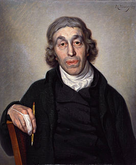 Portret door Pieter Christoffel Wonder (1812)