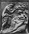 Jacopo della Quercia, Creazione di Adamo.jpg