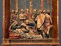 Jacopo della quercia (cerchia), crocifissione, da s.m. in monteluce a perugia, siena 1420 ca. 03.jpg