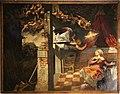 Jacopo tintorettto, annunciazione, 1583-87, 01.jpg