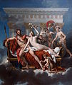 Jacques-Louis David - Mars désarmé par Vénus.jpg