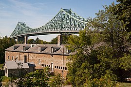 Jacques Cartier Bridge September 2010.jpg