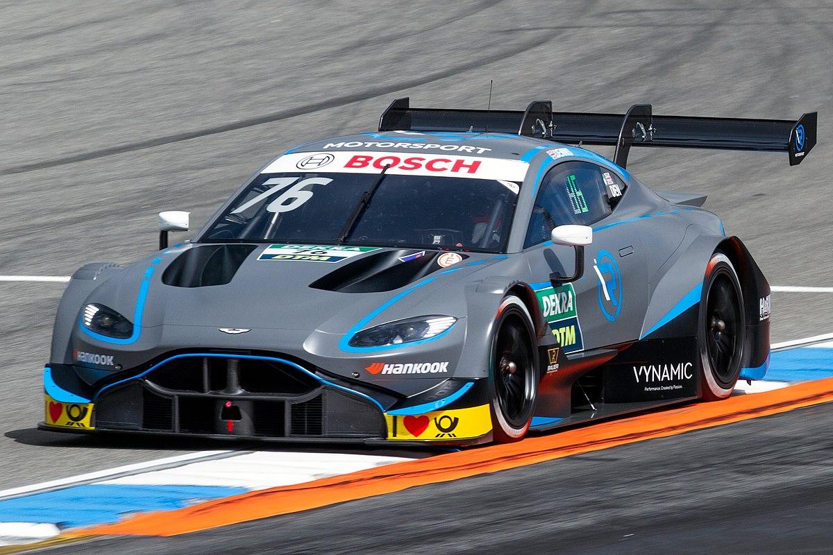 Dtm Aston Martin