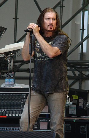 Dream Theater - James LaBrie joined the band in January 1991 and has been their vocalist ever since.