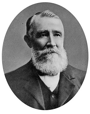 James Mackay (New Zealand politician, born 1831) - Image: James Mackay NZ Explorer