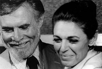James Mitchell (actor) - James Mitchell and Anne Bancroft in The Turning Point (1977)