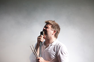 James Murphy (electronic musician) - Murphy at Berlin Festival 2010.