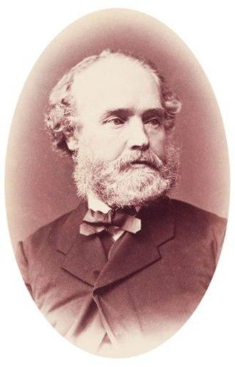 James Robertson (photographer) - James Roberton, photograph by the Abdullah Bros, c. 1875