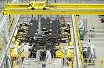James Webb Space Telescope Mirror Halfway Complete (23683001499).jpg