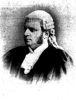 James William Norton-Kyshe British barrister and legal author