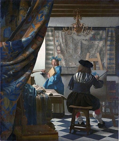 johannes vermeer - image 10
