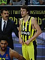 Jan Veselý 24 Fenerbahçe men's basketball EuroLeague 20180320.jpg