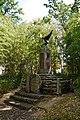 Jardin tropical - Paris - Monument au souvenir des soldats de Madagascar.JPG