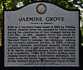 Jasmine Grove - Williamson County Historical Society Sign.JPG