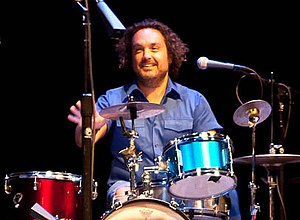 Jason Finn (musician) - Finn in July 2011
