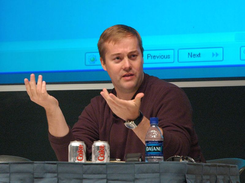 Jason Calacanis at Gnomedex