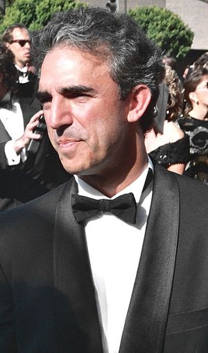 Jay Thomas - Thomas at the 1992 Emmy Awards