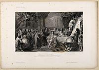Portrait de Jean-Baptiste Colbert par Robert Nanteuil