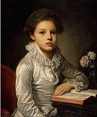 Portrait de Charles-Étienne de Bourgevin de Vialart, comte de Saint-Morys, enfant