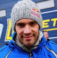 Jean-Éric Vergne på Nürburgring 2011.