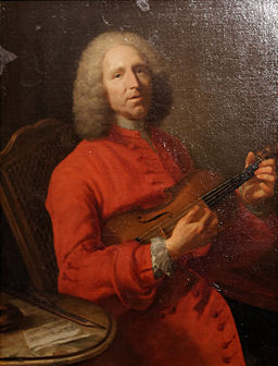 Jean-Philippe Rameau by Jacques Aved