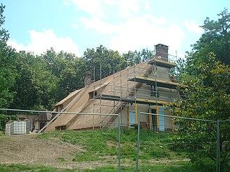 Jean Monnet - Jean Monnet house, 2012