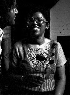 Jeanne Lee - Jeanne Lee in Hamburg (Germany) in 1984