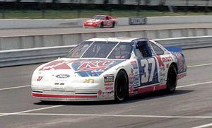 Jeremy Mayfield - 1997 racecar