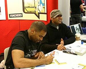 Zuda Comics - Image: Jeremy Love and Kwanza Johnson