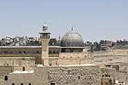 Israel-2007-Jerusalem-Temple Mount-Al-Aqsa Mosque 01