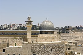 Jerusalem-2007-Temple Mount-Al-Aqsa Mosque 01